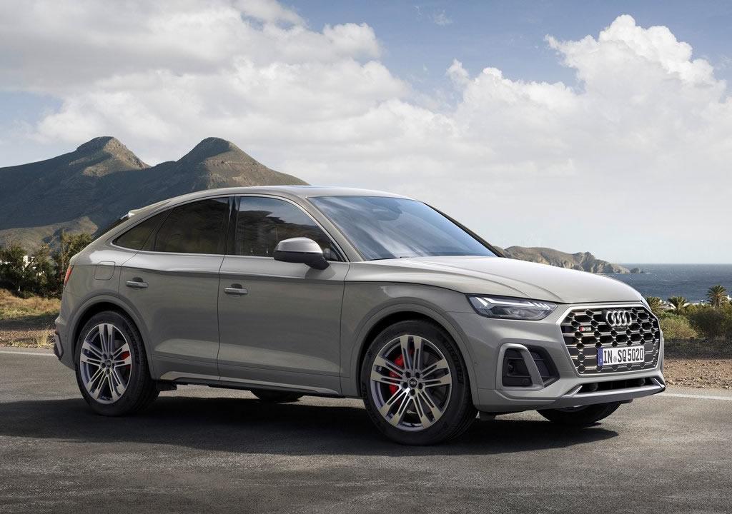 2021 Yeni Audi SQ5 Sportback TDI Özellikleri