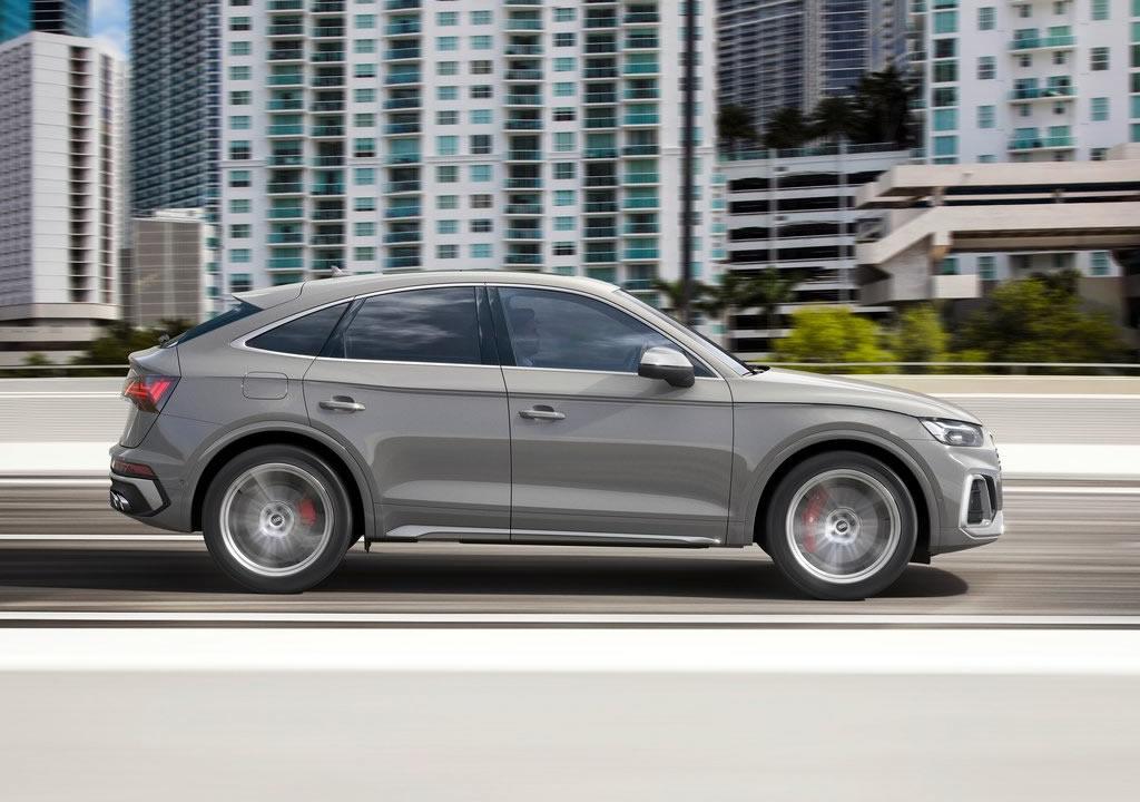 2021 Yeni Audi SQ5 Sportback TDI Fiyatı