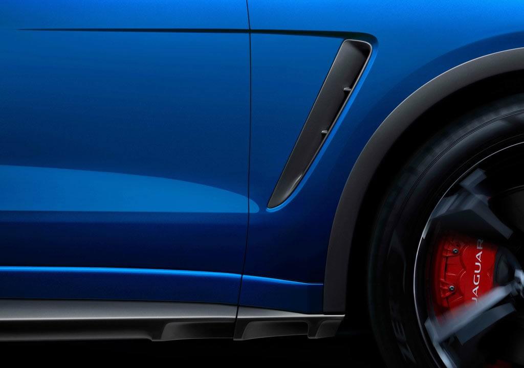 Makyajlı 2021 Jaguar F-Pace SVR