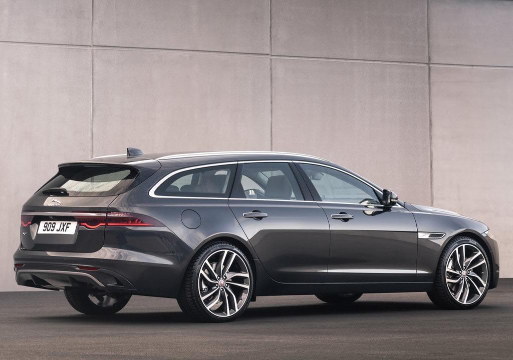 2021 Yeni Jaguar XF Sportbrake Teknik Özellikleri