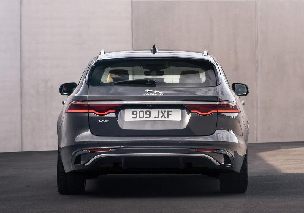 2021 Yeni Jaguar XF Sportbrake Donanımları