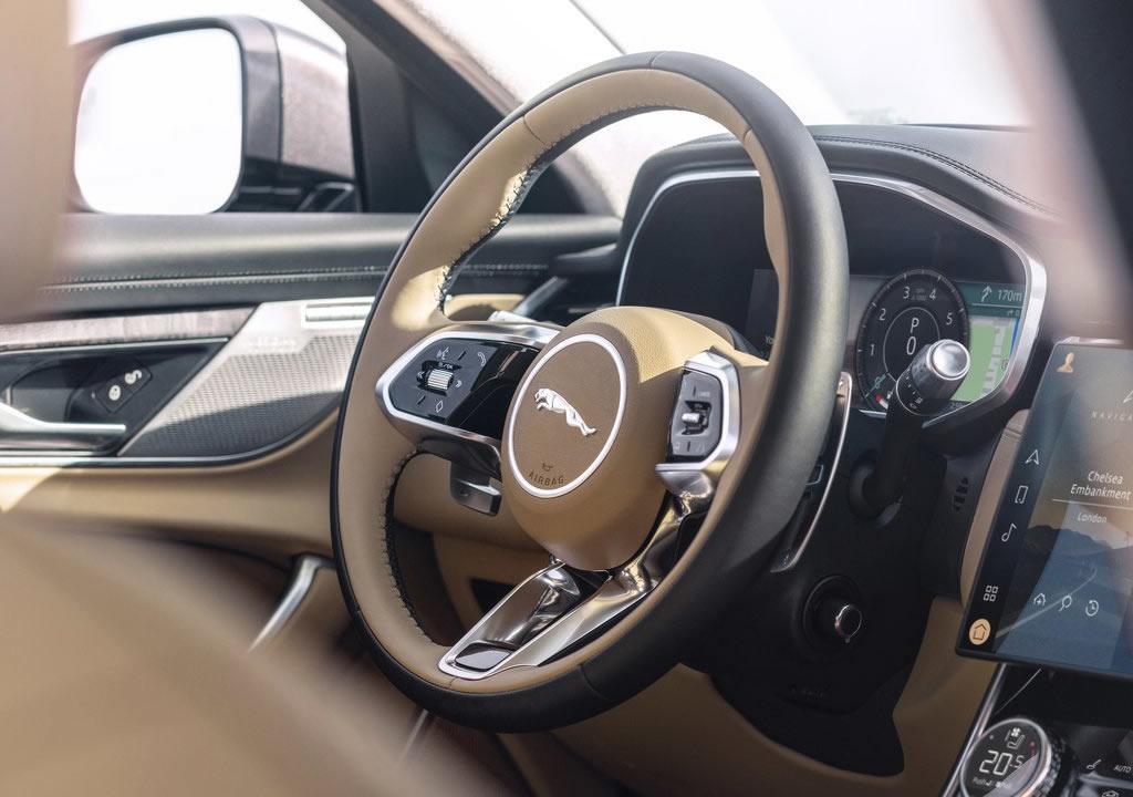 2021 Yeni Jaguar XF Sportbrake Fotoğrafları