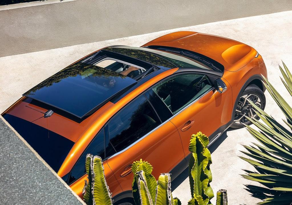 2021 Yeni Kasa Citroen C4 1.2 Turbo