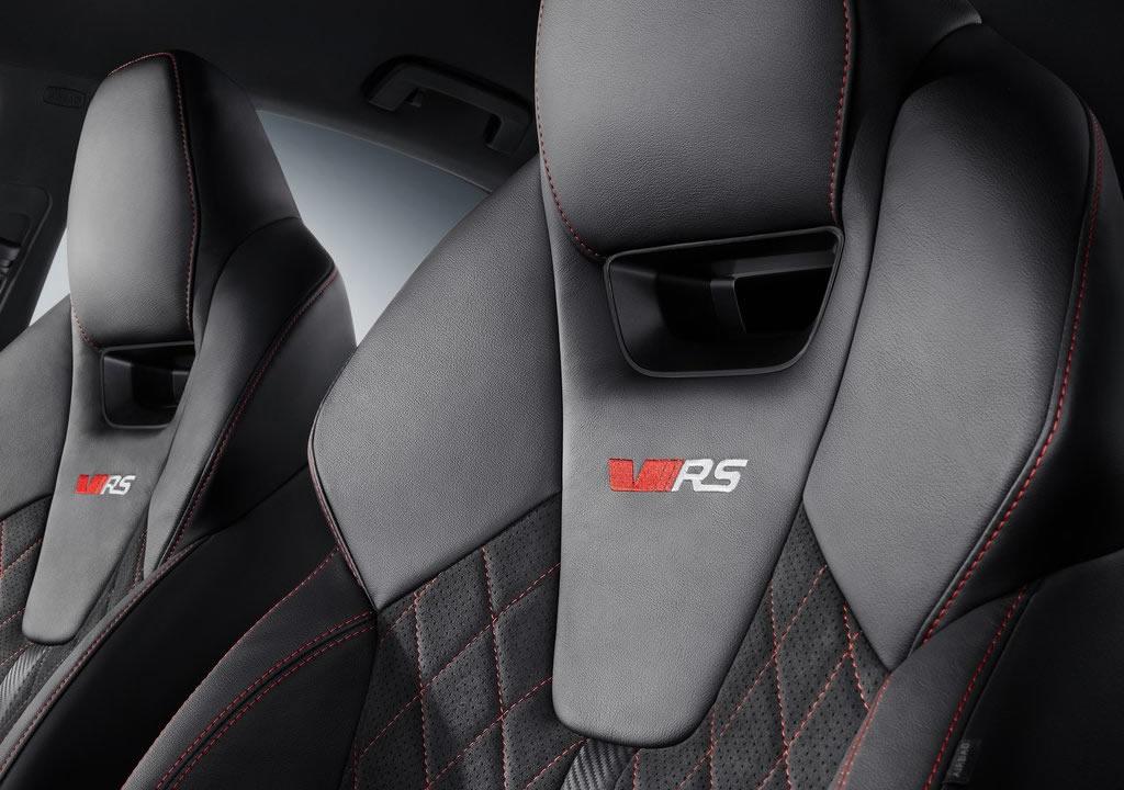 2021 Yeni Skoda Octavia RS