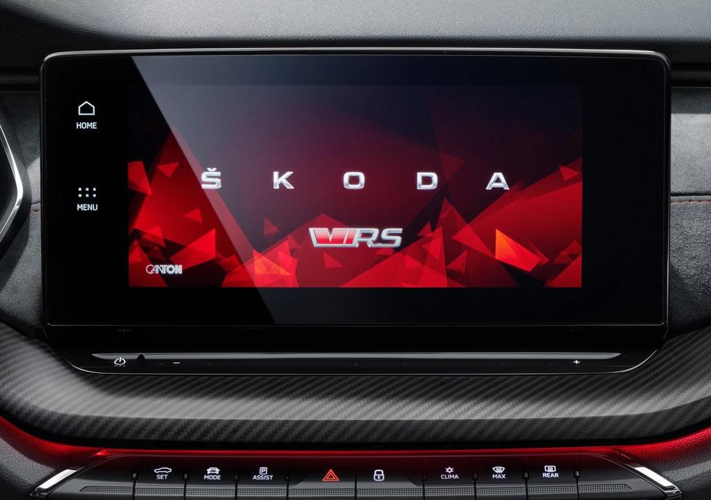2021 Yeni Kasa Skoda Octavia RS 2.0 TDi
