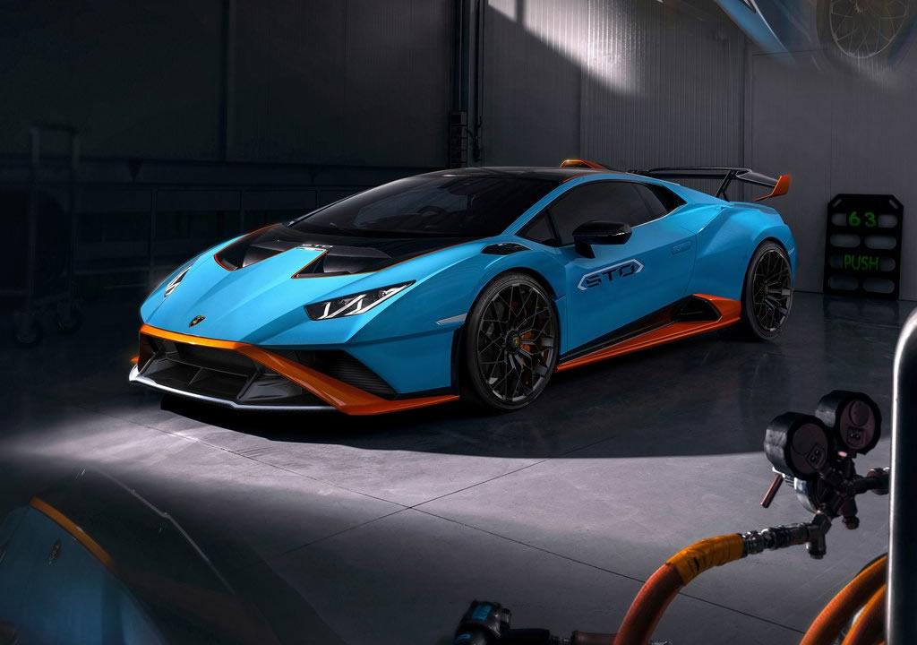 2021 Yeni Lamborghini Huracan STO Teknik Özellikleri