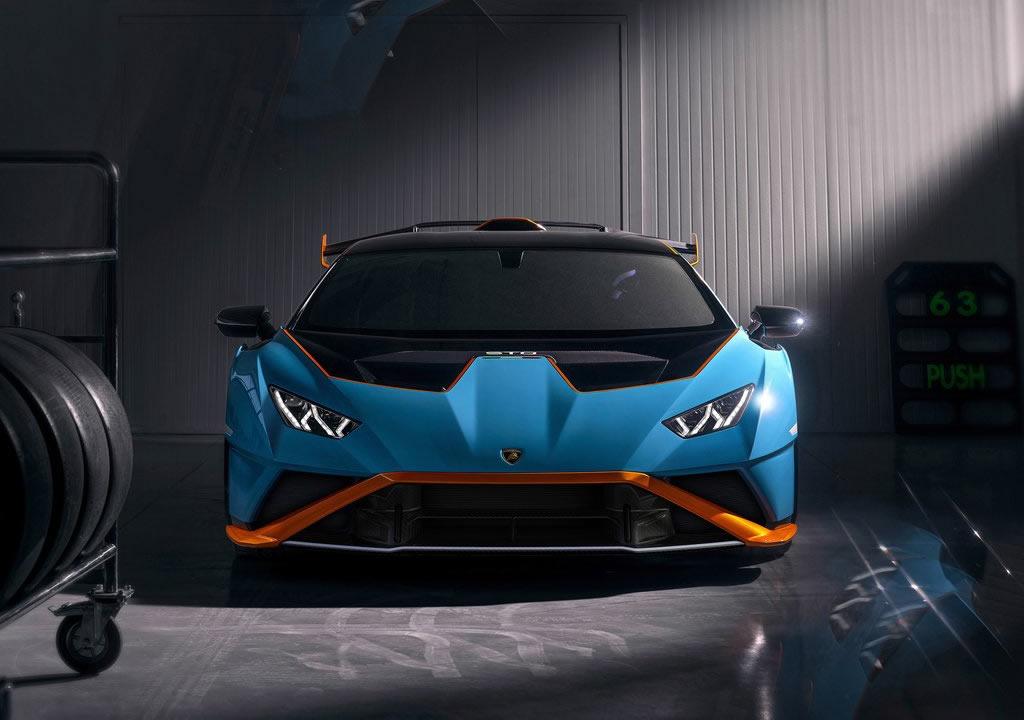 Yeni Lamborghini Huracan STO