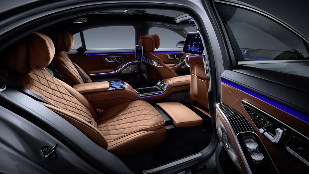 2021 Yeni Mercedes-Benz S Serisi