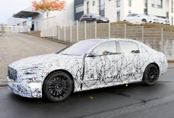 2022 Mercedes-AMG S63e