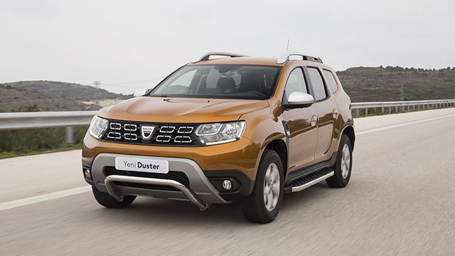 Dacia Aralık 2020 Fiyatı