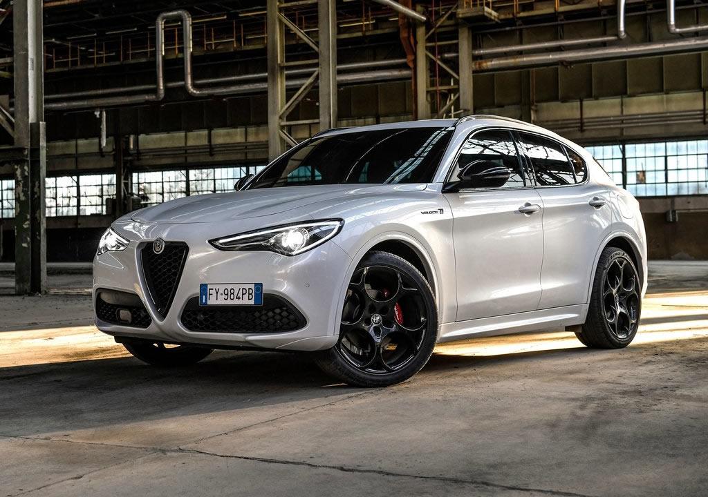 2021 Alfa Romeo Stelvio Veloce Ti Özellikleri