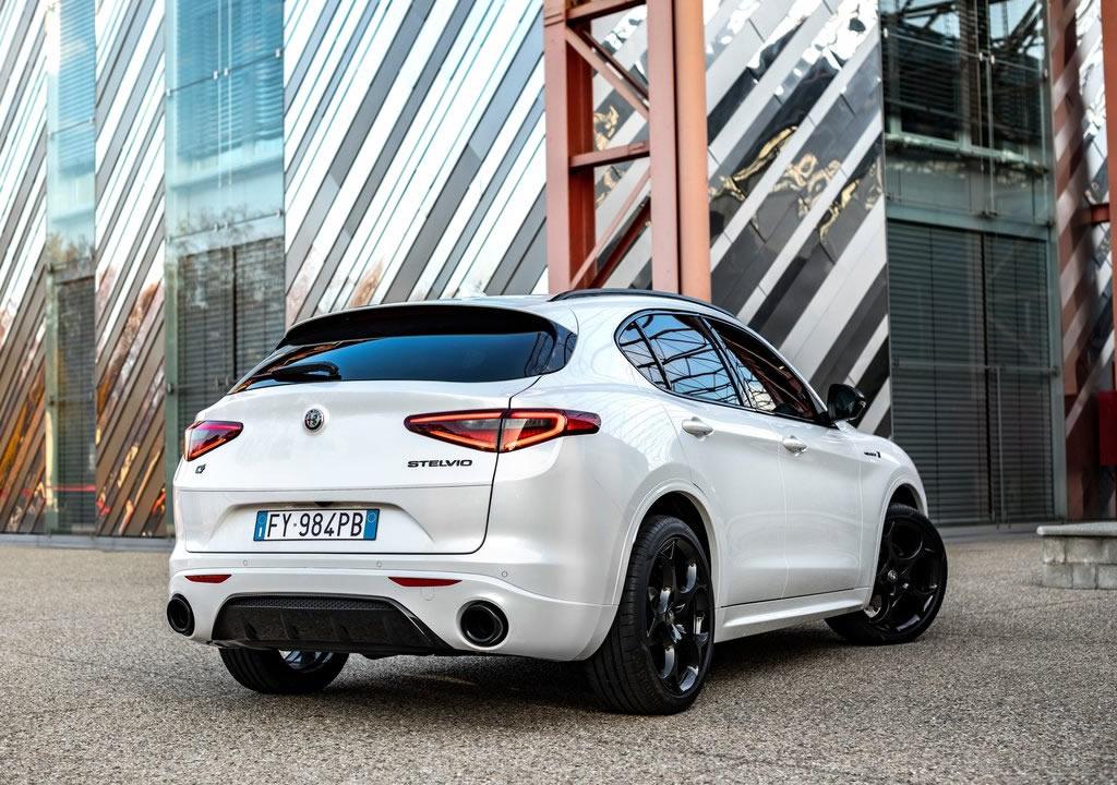 2021 Alfa Romeo Stelvio Veloce Ti Teknik Özellikleri