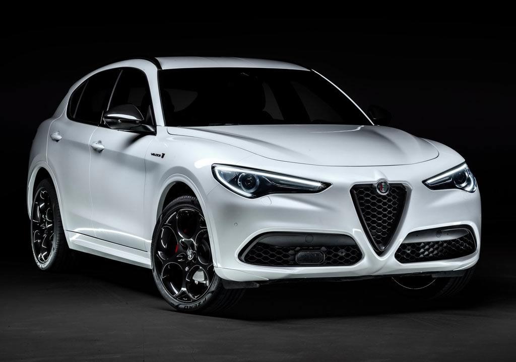 2021 Alfa Romeo Stelvio Veloce Ti