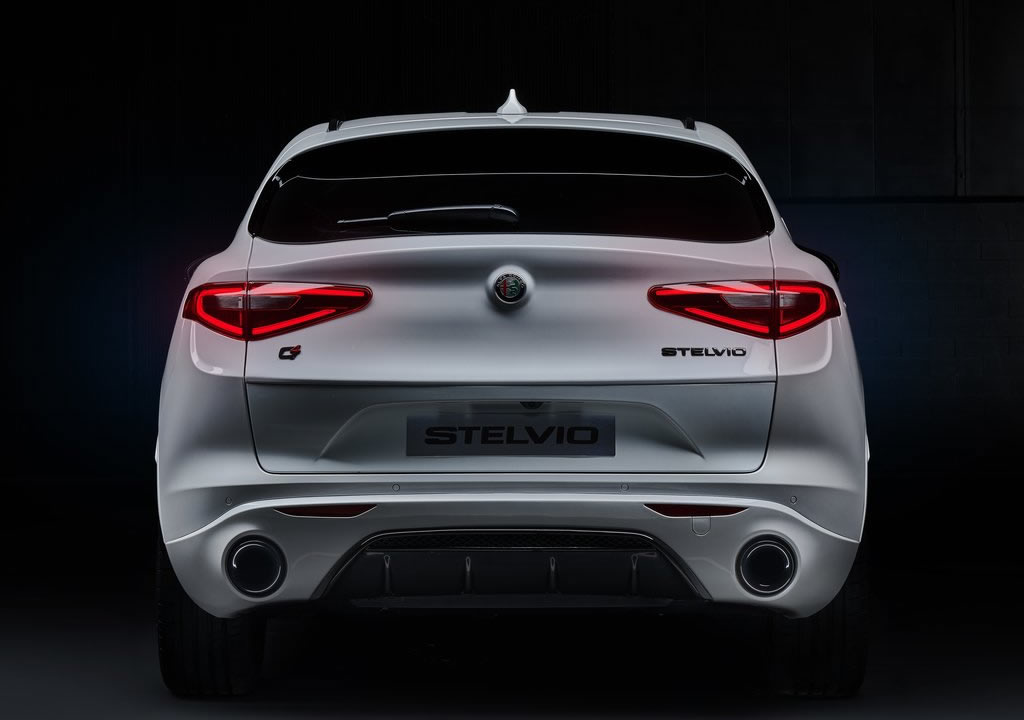 2021 Alfa Romeo Stelvio Veloce Ti Donanımları