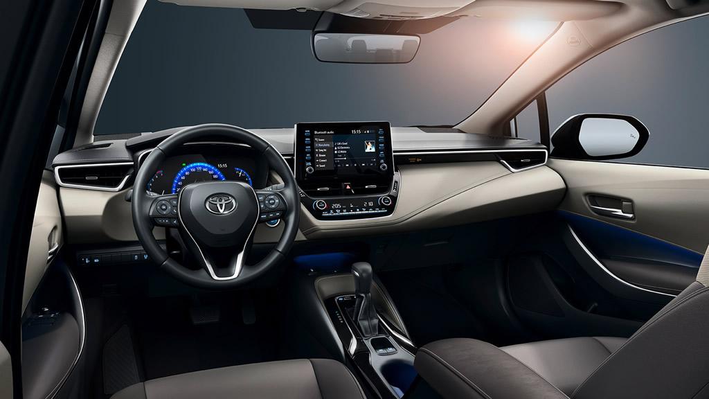 2021 Model Toyota Corolla Sedan 1.5 lt Türkiye