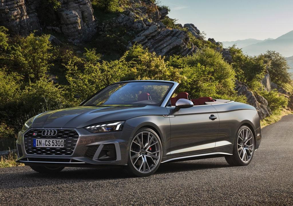 2021 Yeni Audi S5 Cabriolet TFSI Özellikleri