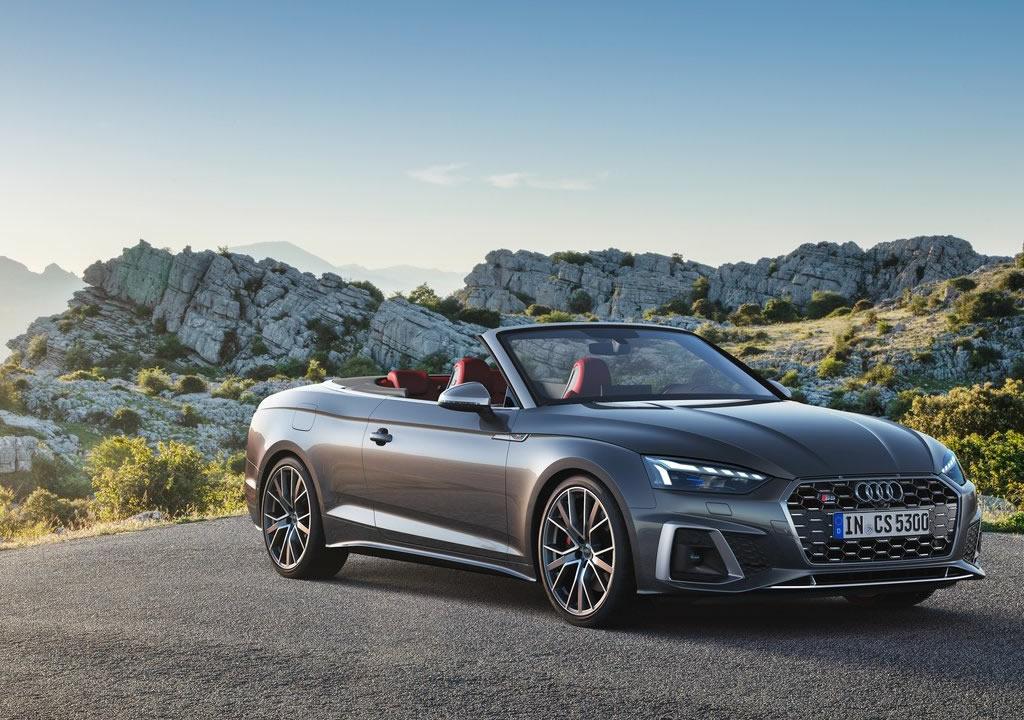 2021 Yeni Audi S5 Cabriolet TFSI Teknik Özellikleri