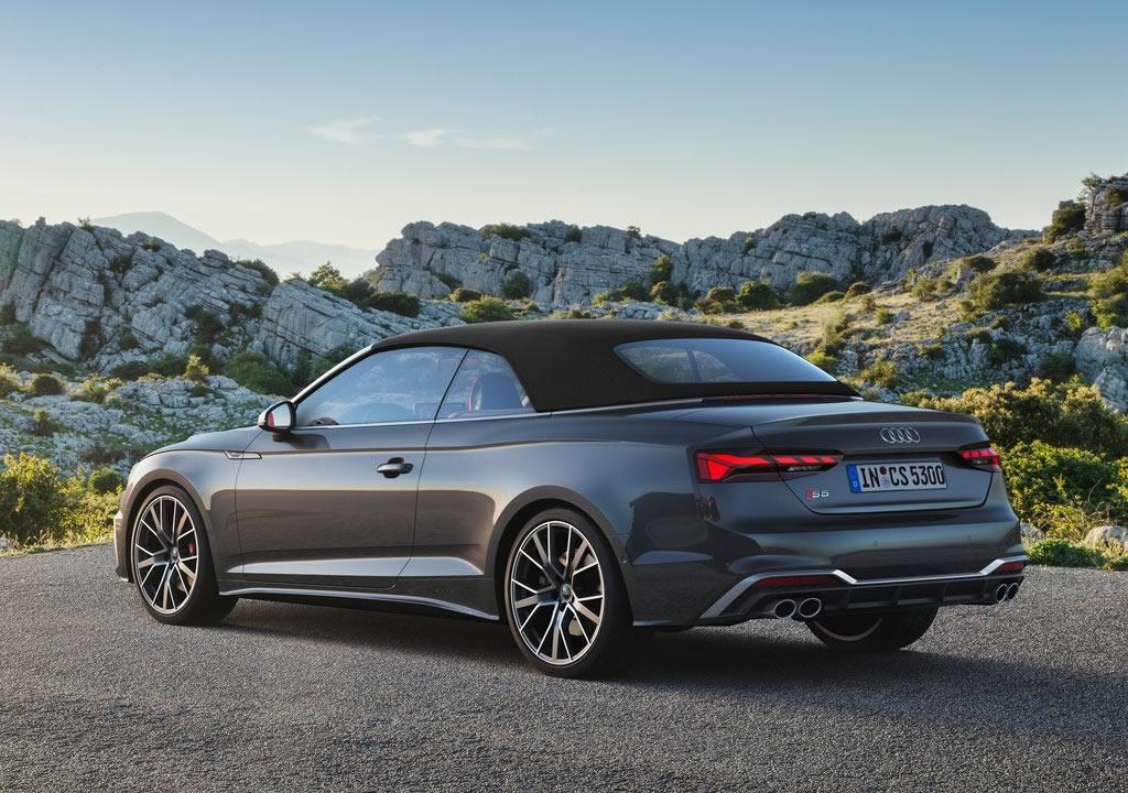 2021 Yeni Audi S5 Cabriolet 0-100 km/s