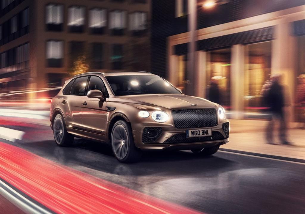 2021 Yeni Bentley Bentayga Hybrid Özellikleri