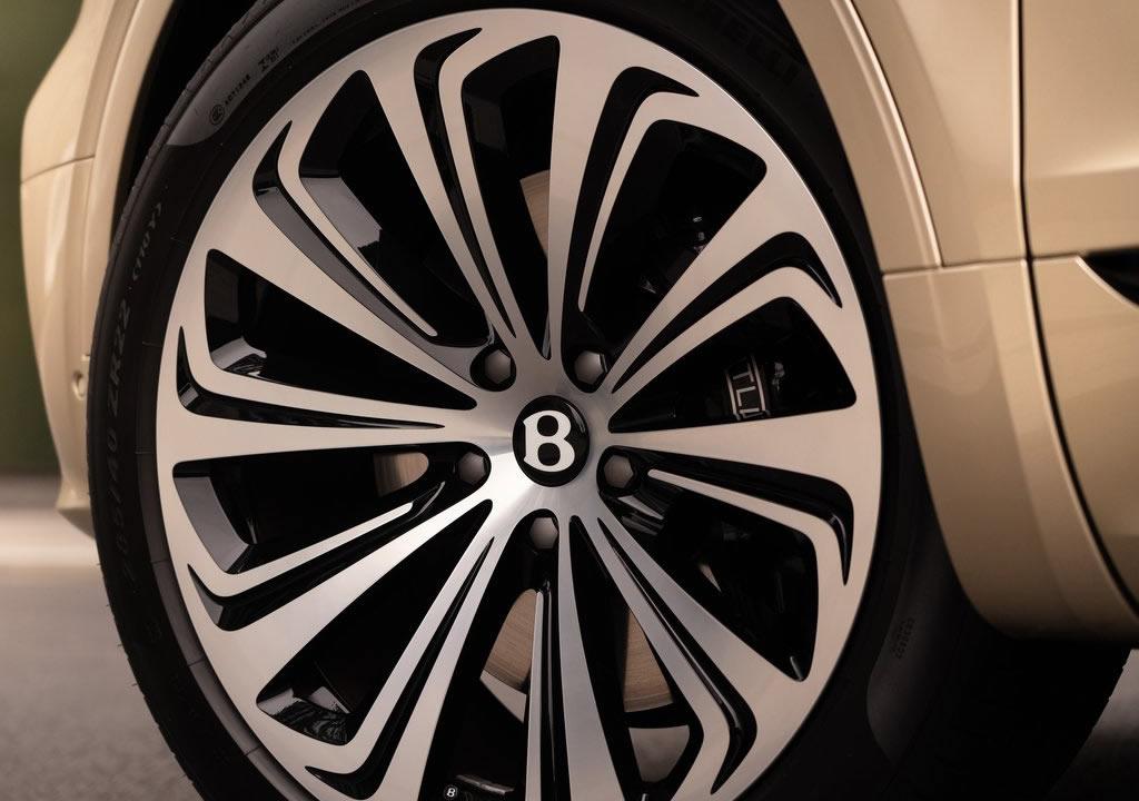 Yeni Bentley Bentayga Hybrid