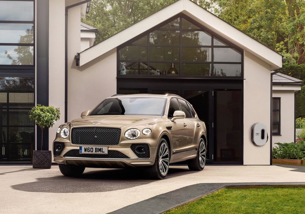 2021 Yeni Bentley Bentayga Hybrid Teknik Özellikleri