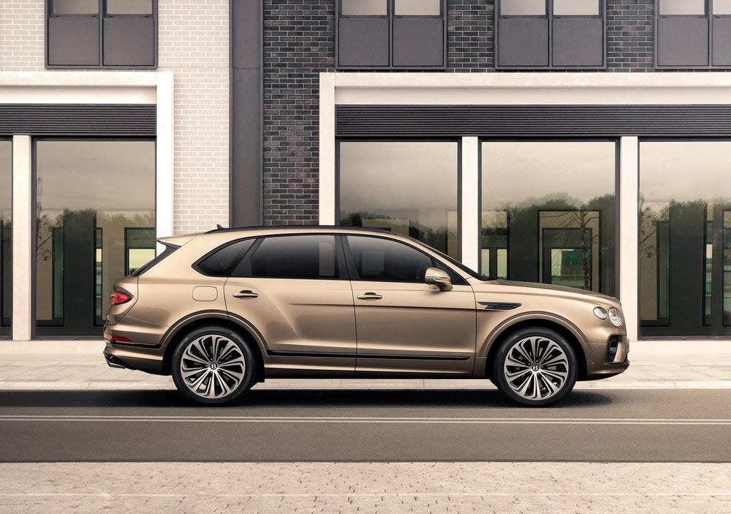 2021 Yeni Bentley Bentayga Hybrid