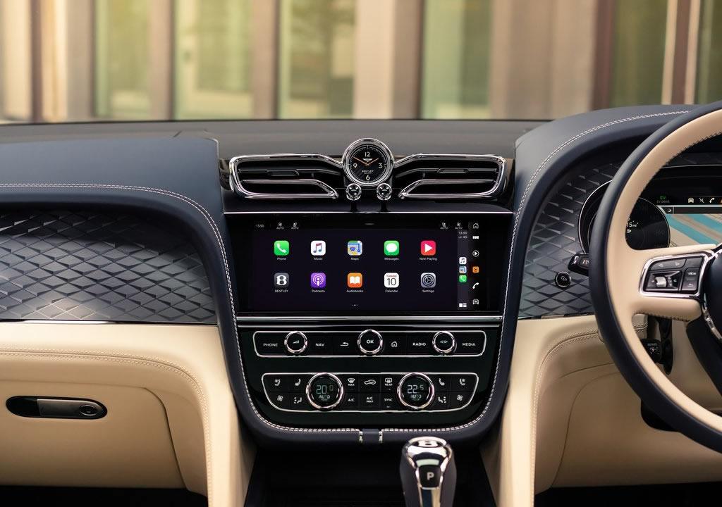 2021 Yeni Bentley Bentayga Hybrid 0-100 km/s