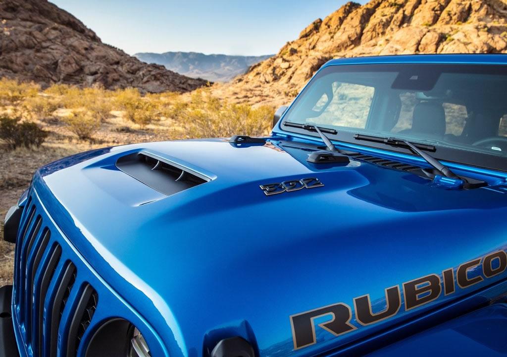 Yeni Jeep Wrangler Rubicon 392