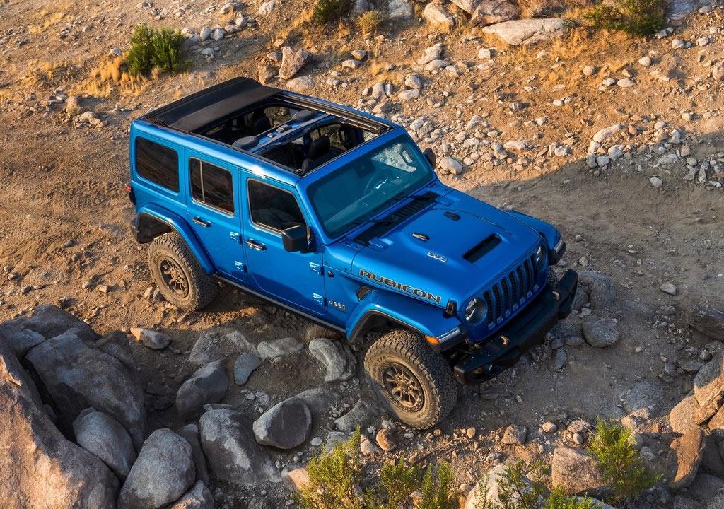2021 Yeni Jeep Wrangler Rubicon 392 Teknik Özellikleri