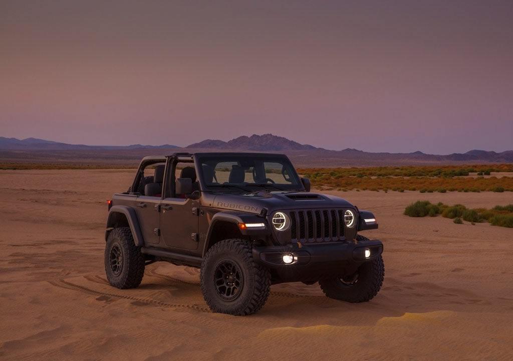 2021 Yeni Jeep Wrangler Rubicon 392