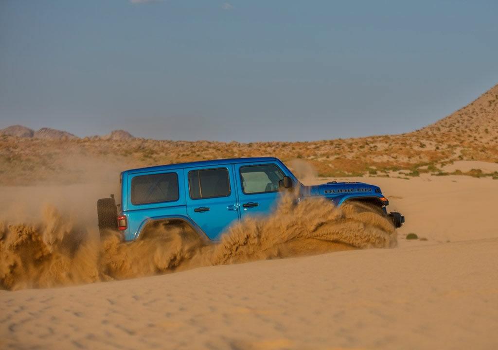 2021 Yeni Jeep Wrangler Rubicon 392 Fotoğrafları