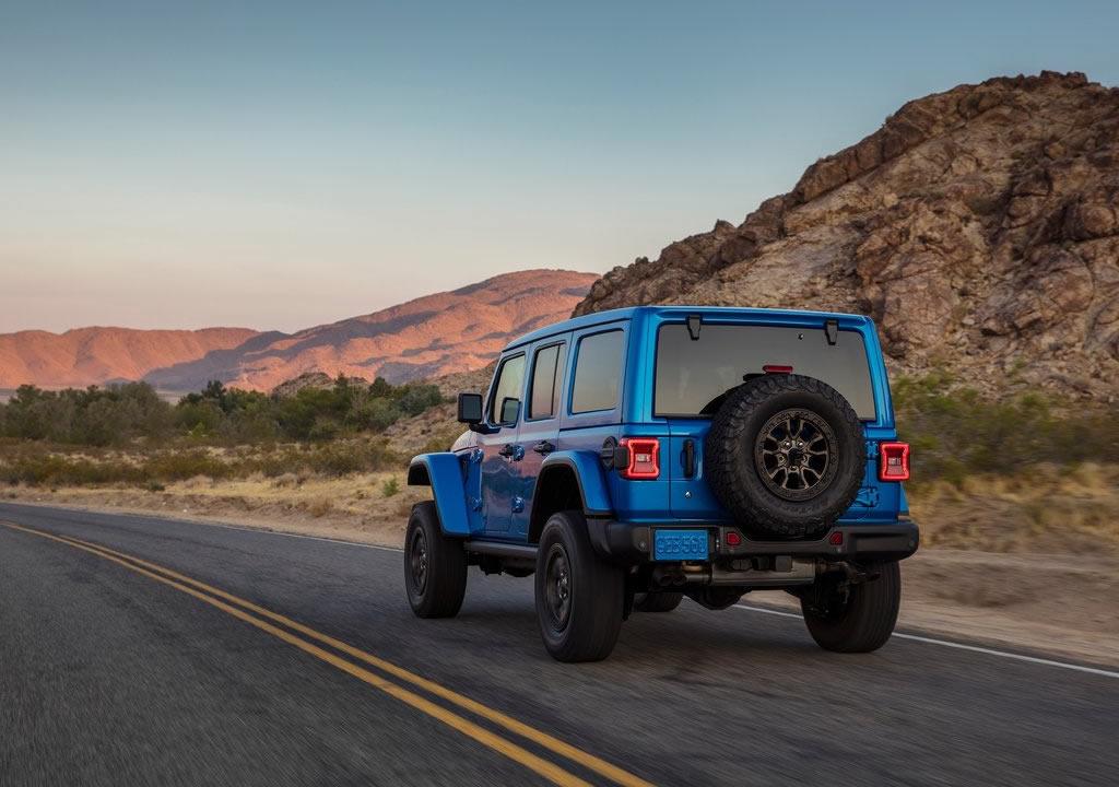2021 Yeni Jeep Wrangler Rubicon 392 Fiyatı
