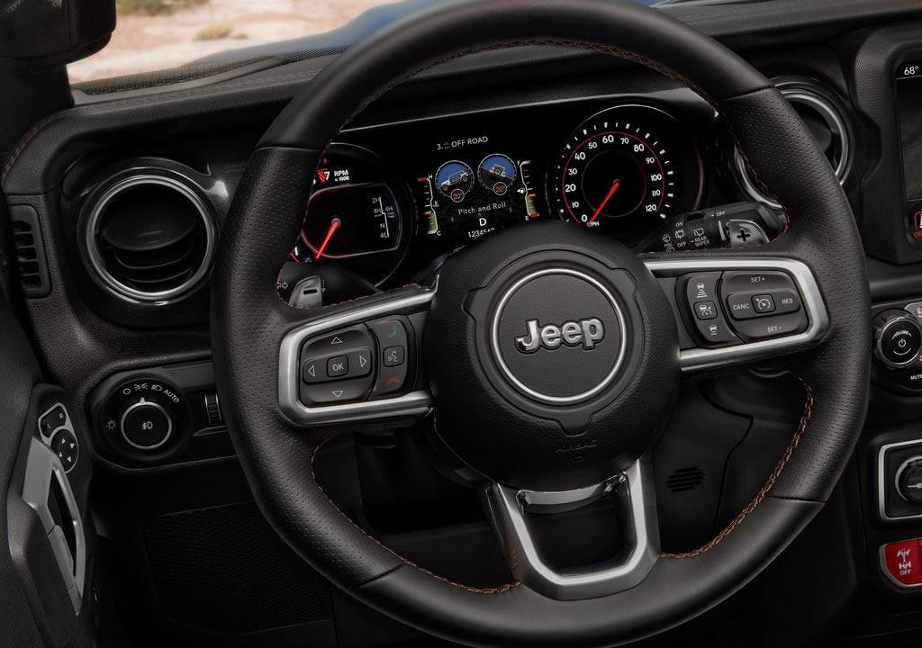 2021 Yeni Jeep Wrangler Rubicon 392 Donanımları