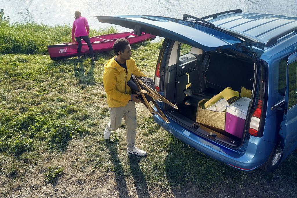 2021 Yeni Kasa Volkswagen Caddy Life