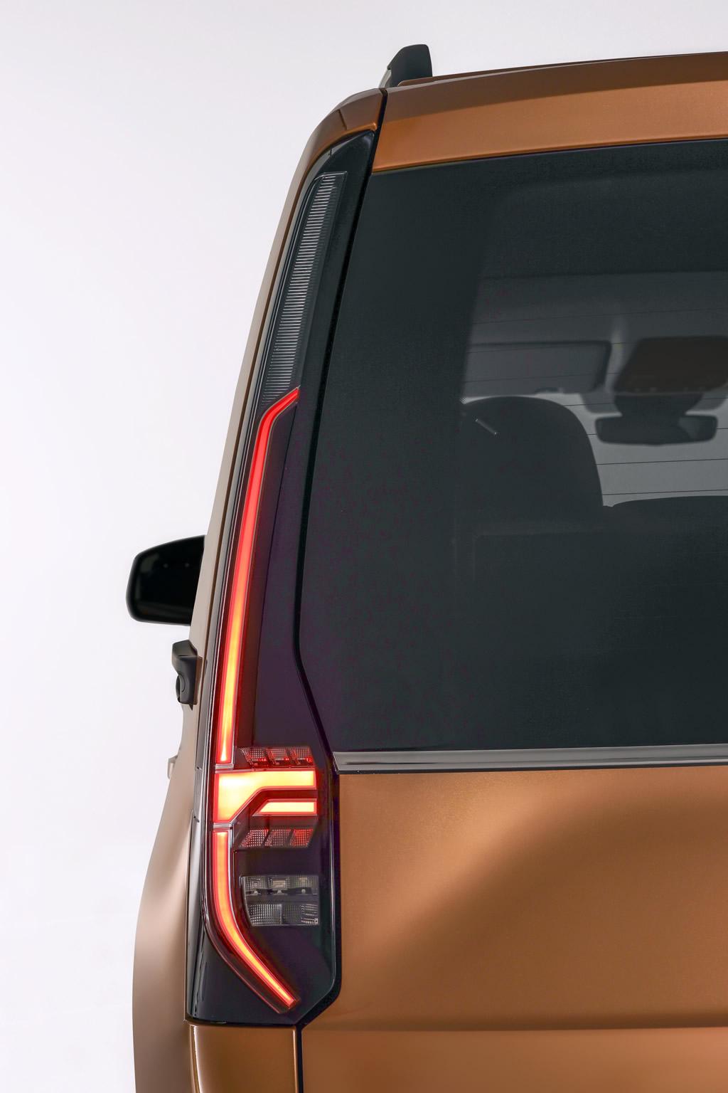 2021 Yeni Kasa Volkswagen Caddy Stopları