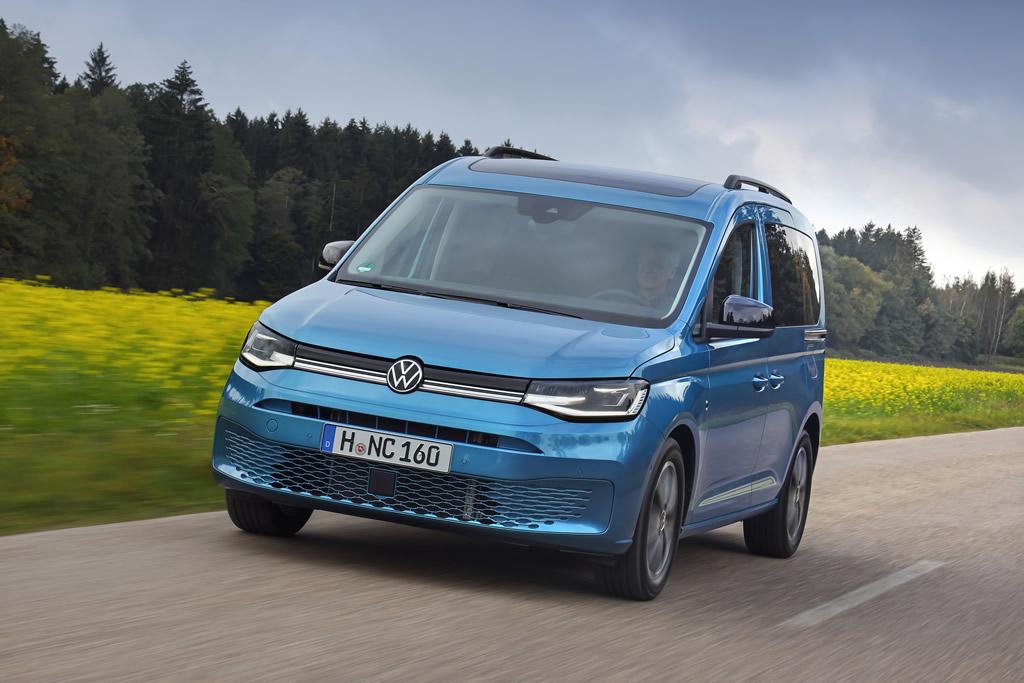 2021 Yeni Kasa Volkswagen Caddy Fiyatı
