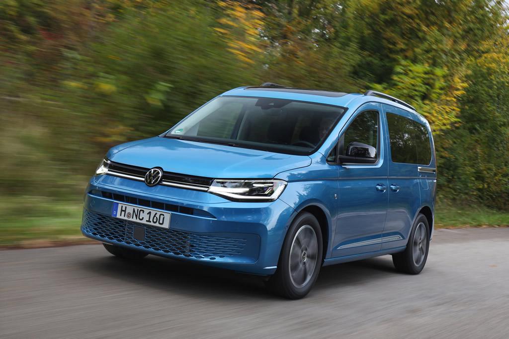 2021 Yeni Kasa Volkswagen Caddy MK5 Türkiye Fiyatı
