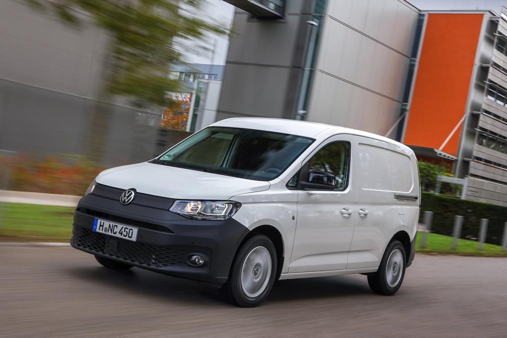 2021 Yeni Kasa Volkswagen Caddy Cargo