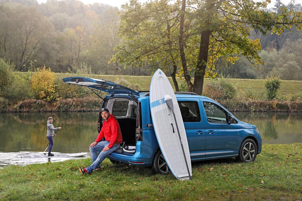 2021 Yeni Kasa Volkswagen Caddy Impression