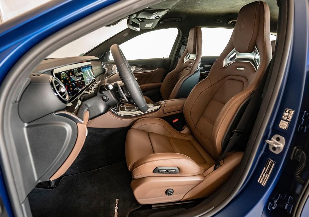 2021 Yeni Mercedes-AMG E63 S Estate Donanımları