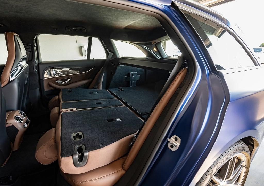 2021 Yeni Mercedes-AMG E63 S Estate Bagajı