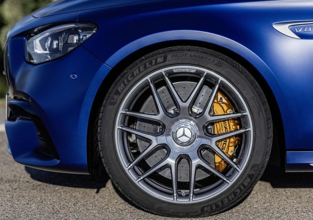 2021 Yeni Mercedes-AMG E63 S Estate Jantları