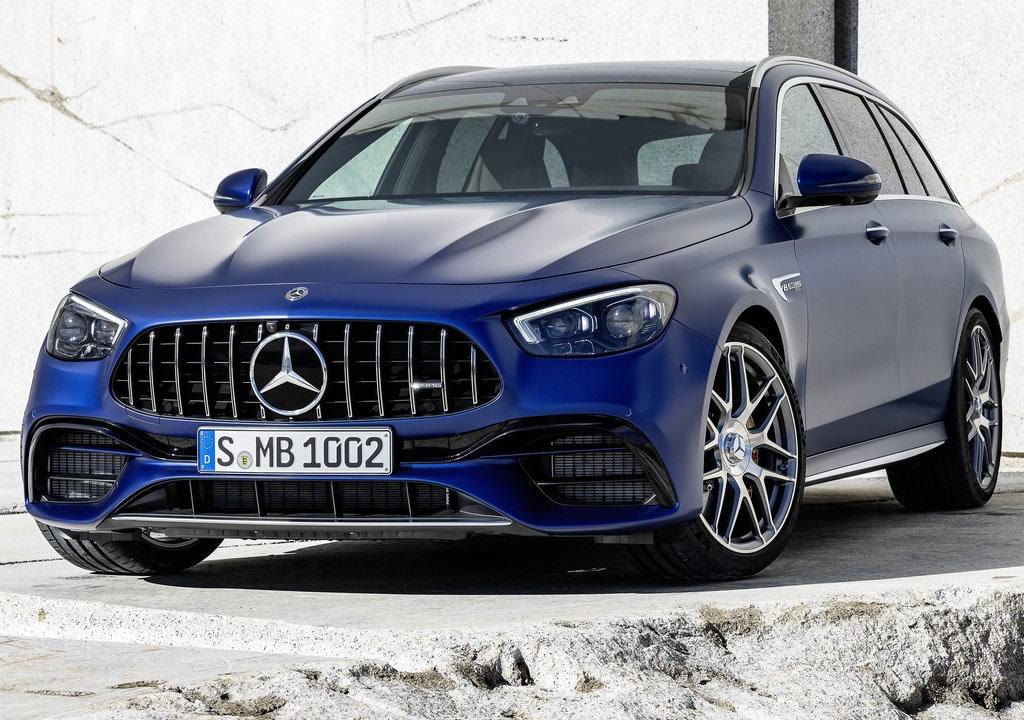 2021 Yeni Mercedes-AMG E63 S Estate