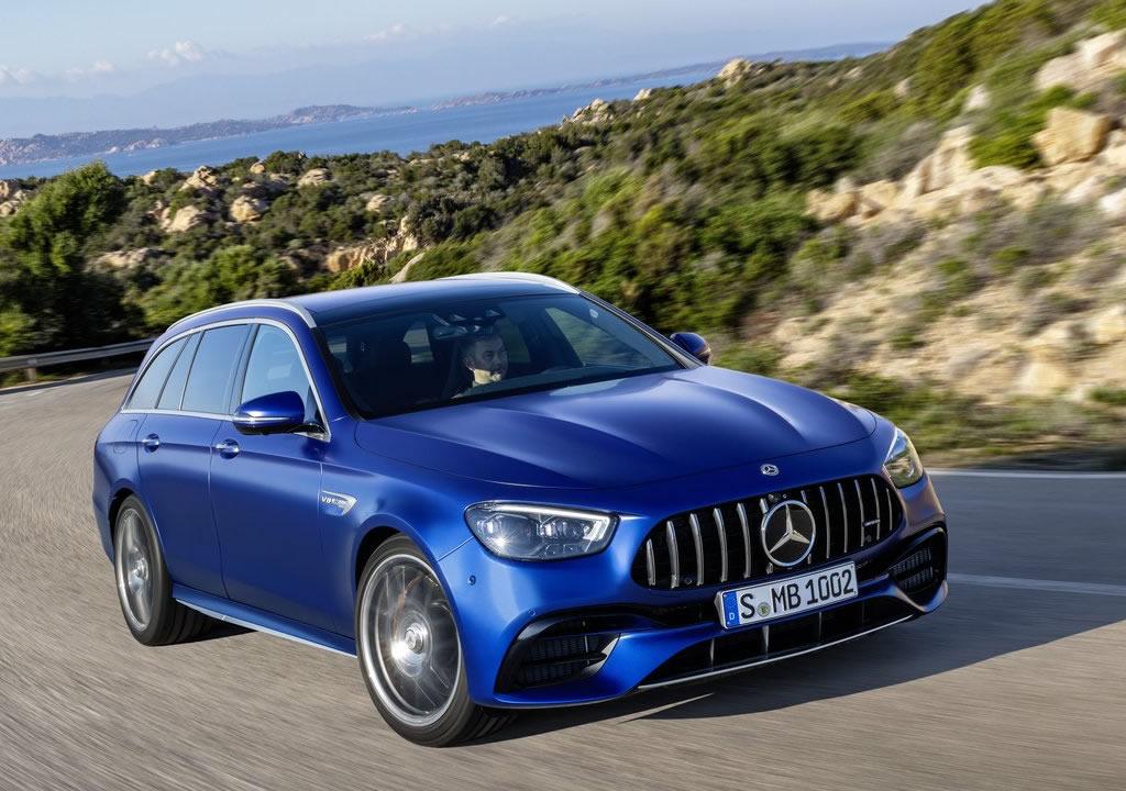 2021 Yeni Mercedes-AMG E63 S Estate 0-100 km/s