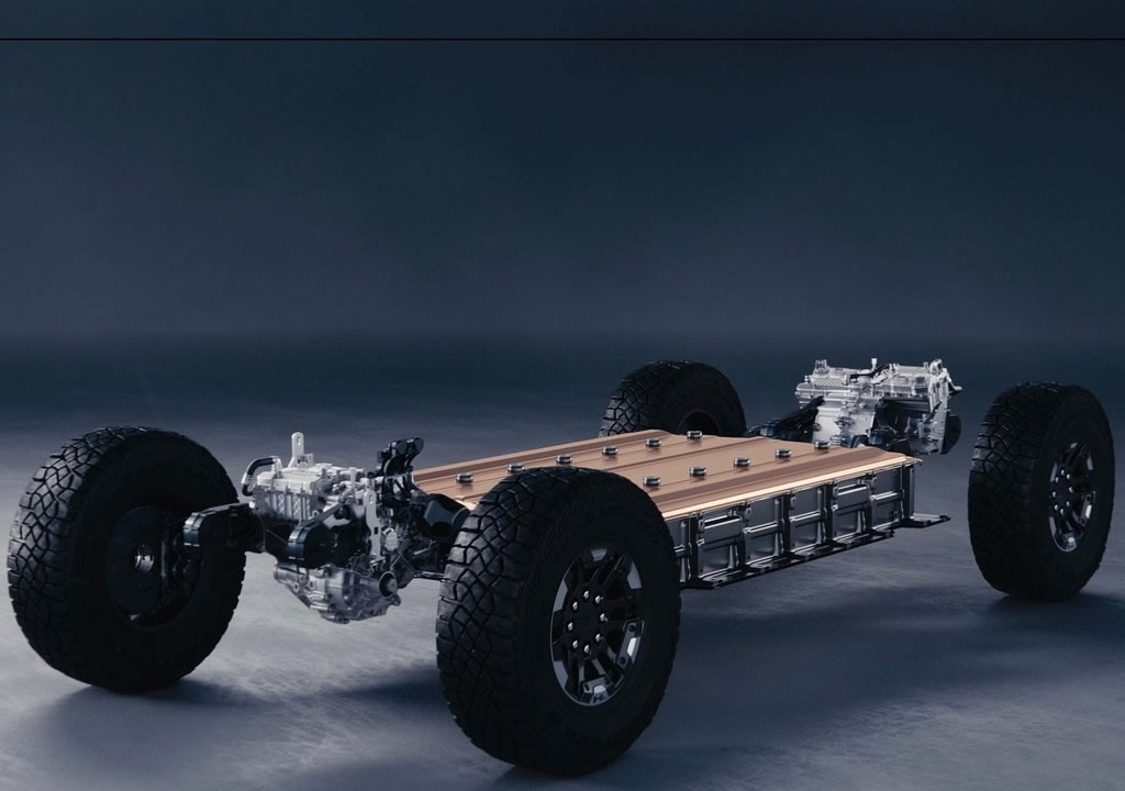 2022 GMC Hummer EV Fiyatı
