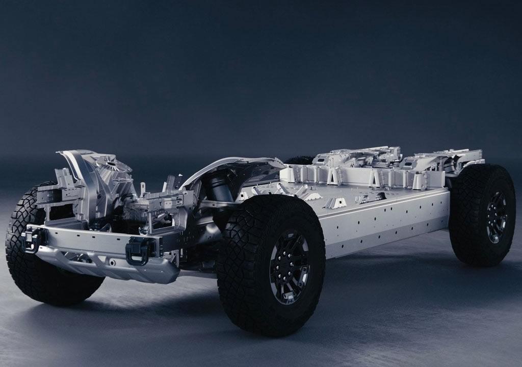 2022 Yeni GMC Hummer EV