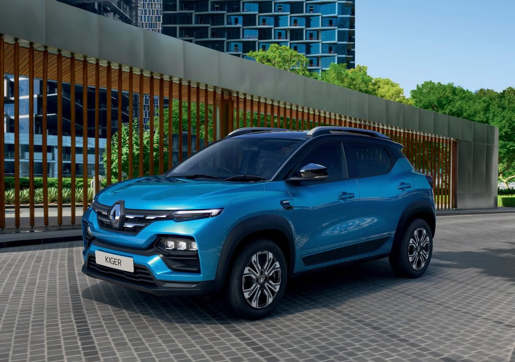 2022 Yeni Renault Kiger