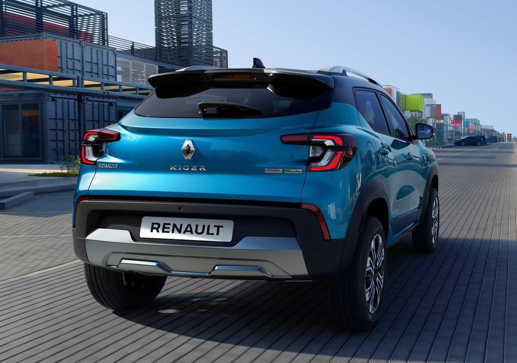 2022 Yeni Renault Kiger Özellikleri