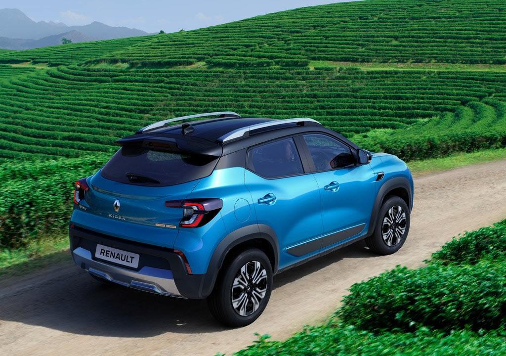2022 Yeni Renault Kiger Donanımları