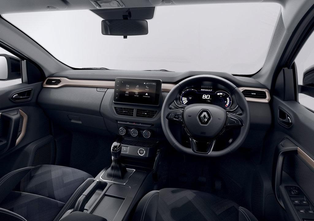 2022 Yeni Renault Kiger Kokpiti